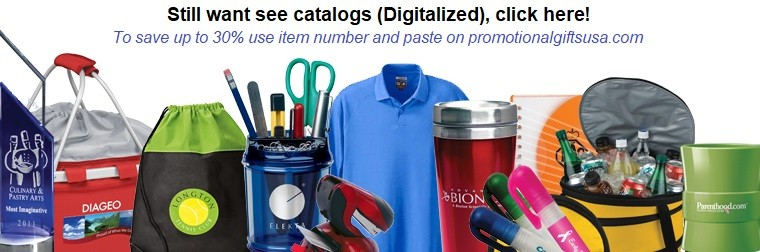 2018 Digital Promotional Product Catalogs