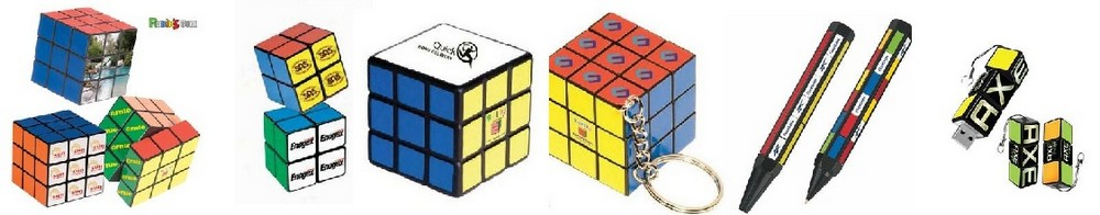 Customized Rubik's Cube l Rubik's w/ Logo